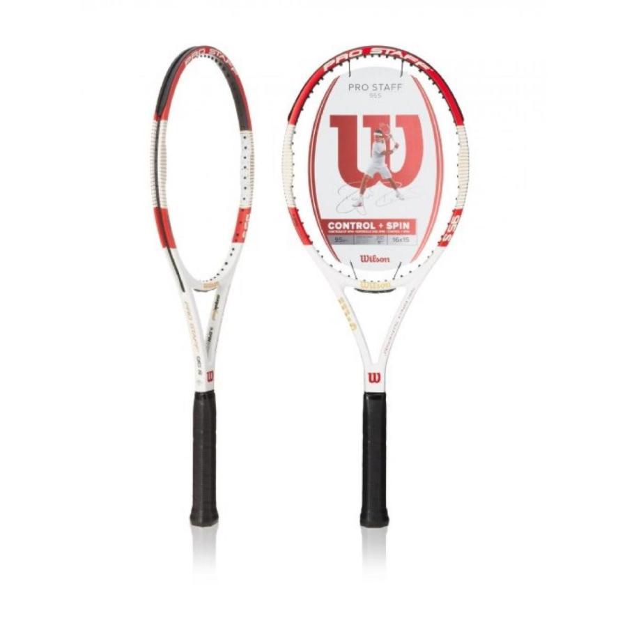 ★お求めやすく価格改定★ テニス ラケット Wilson Pro Staff 95S Spin Effect Tennis Racquet (Unstrung) 輸入品, Golden State 19908f5b