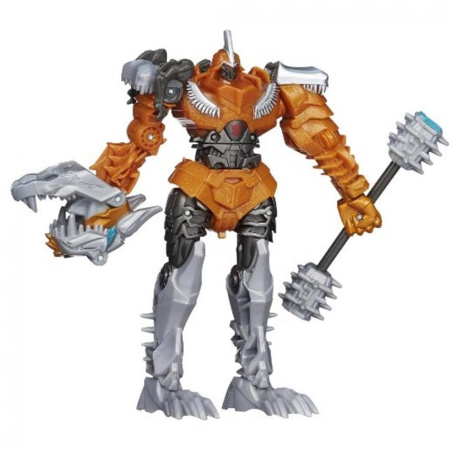 トランスフォーマー おもちゃ 変形 合体ロボ Transformers Age of Extinction Grimlock Power Attacker 輸入品