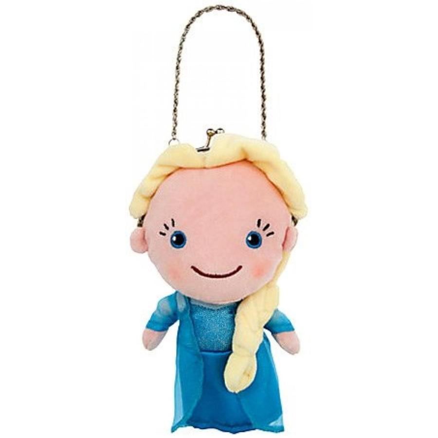 アナと雪の女王 おもちゃ フィギュア Disney Frozen Exclusive Plush Purse ELSA 輸入品