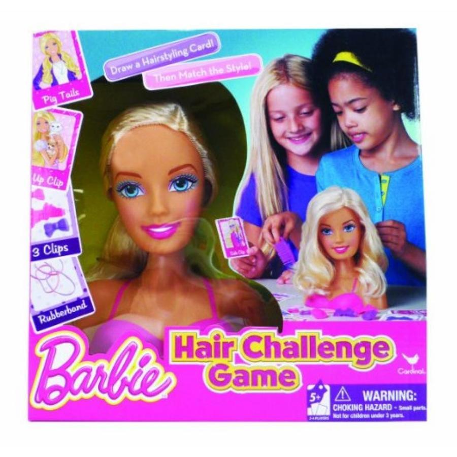 バービー人形 着せ替え おもちゃ Barbie Hair Challenge Board Game 輸入品