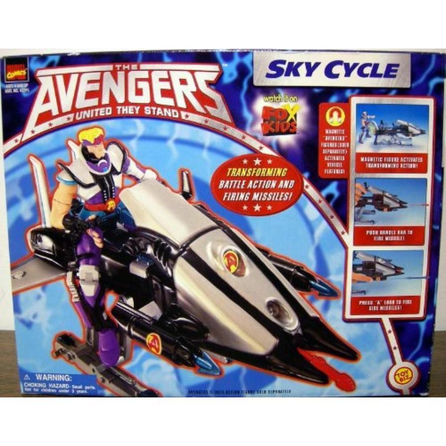 アベンジャーズ おもちゃ フィギュア Sky Cycle (Avengers) 輸入品