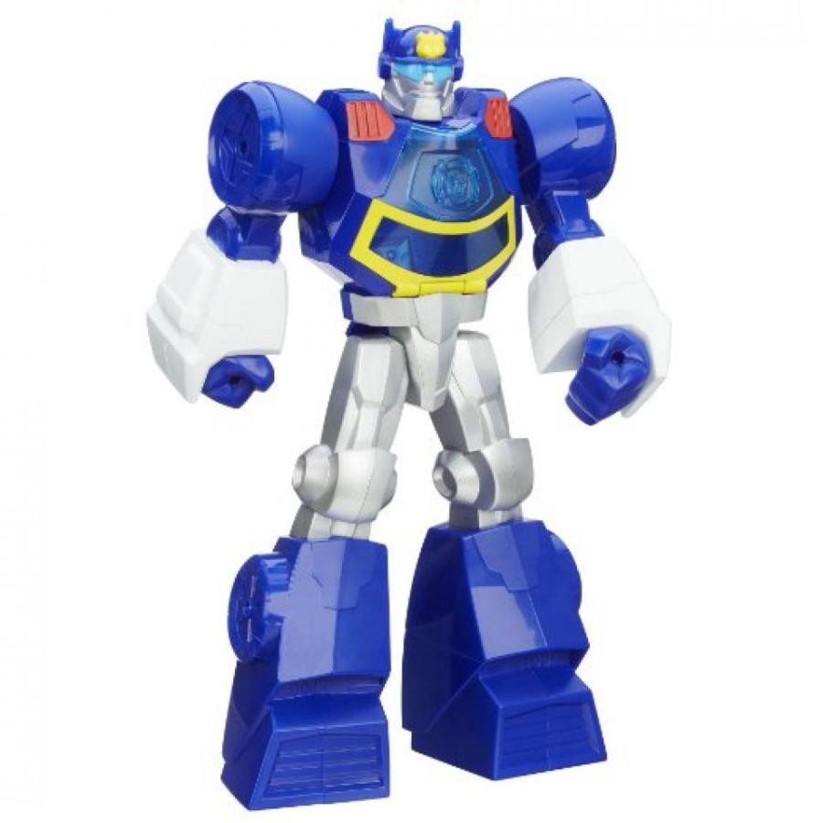 トランスフォーマー おもちゃ 変形 合体ロボ Playskool Transformers Rescue Bots Chase the Police-