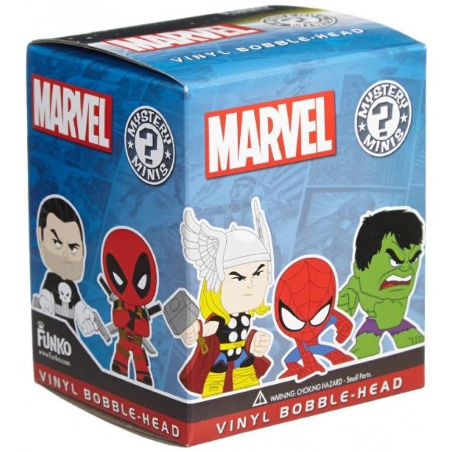 アベンジャーズ おもちゃ フィギュア Funko Marvel Mystery Minis 輸入品