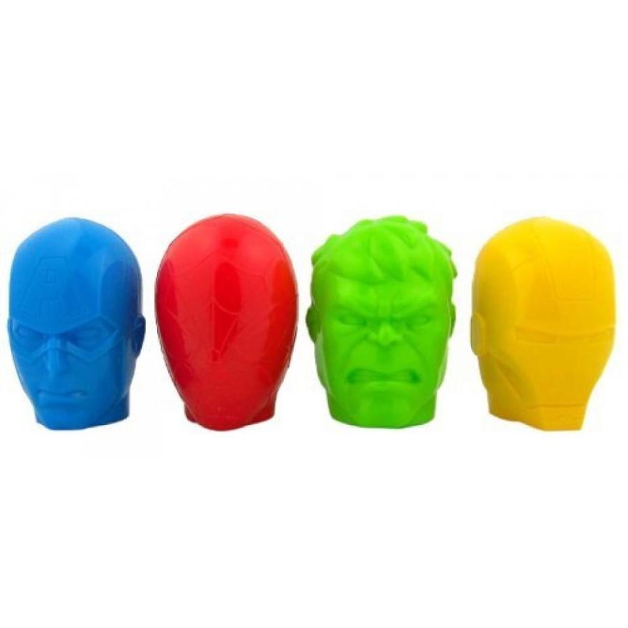 アベンジャーズ おもちゃ フィギュア Set of 6: The Avengers Hulk Iron Man Captain America and