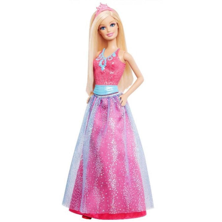 バービー人形 おもちゃ 着せ替え Barbie Fairytale Magic 3-Doll Giftset 輸入品