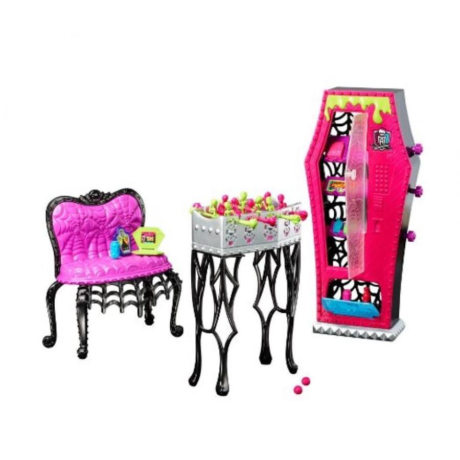 アナと雪の女王 おもちゃ フィギュア Monster High Social Spots Student Lounge Accessory 輸入品