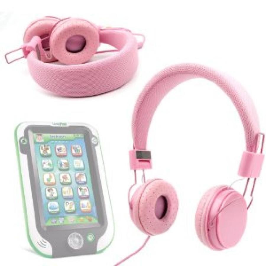 バービー人形 おもちゃ 着せ替え DURAGADGET ピンク Ultra-Stylish Kids Fashion Headphones With