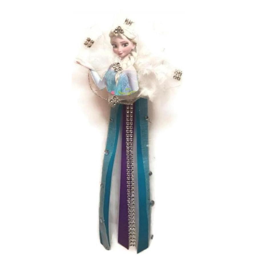 アナと雪の女王 おもちゃ フィギュア Frozen Elsa Birthday Girl Ribbon for Ages 3+ 輸入品