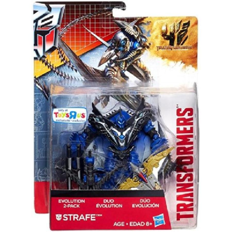 トランスフォーマー おもちゃ 変形 合体ロボ Transformers Age of Extinction Store Exclusive Straf