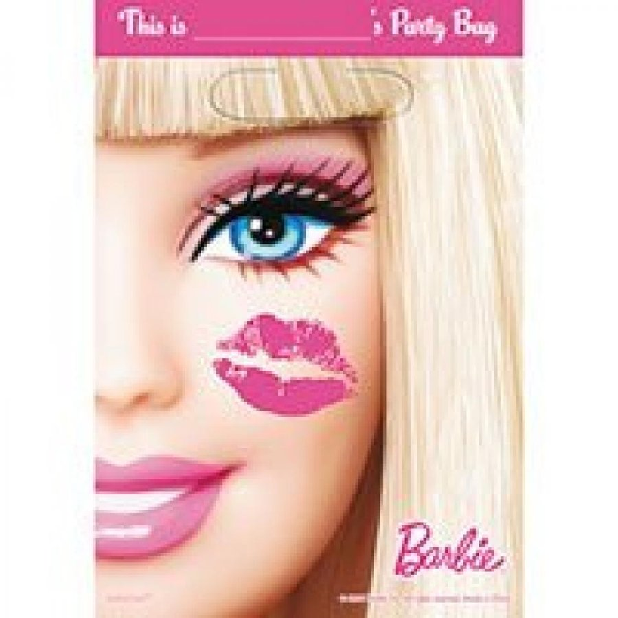 バービー人形 着せ替え おもちゃ Barbie All Doll D Up Lootbag 8ct [4 Retail Unit(s) Pack] - 379379 輸入品