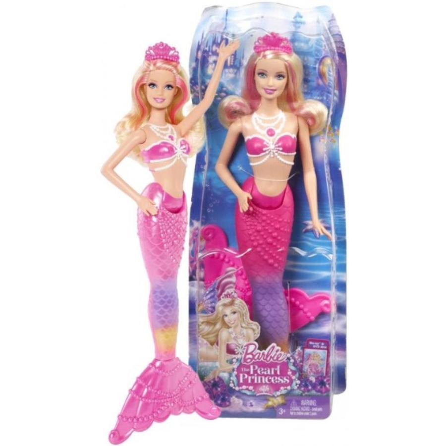 バービー人形 おもちゃ 着せ替え Barbie: Barbie The Pearl Princess ~13