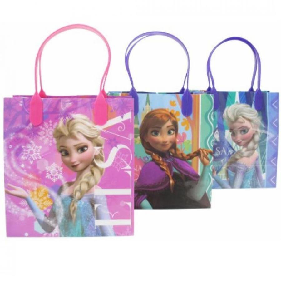アナと雪の女王 おもちゃ フィギュア Disney Frozen Party Favor Goodie Gift Bags 12 Count 輸入品