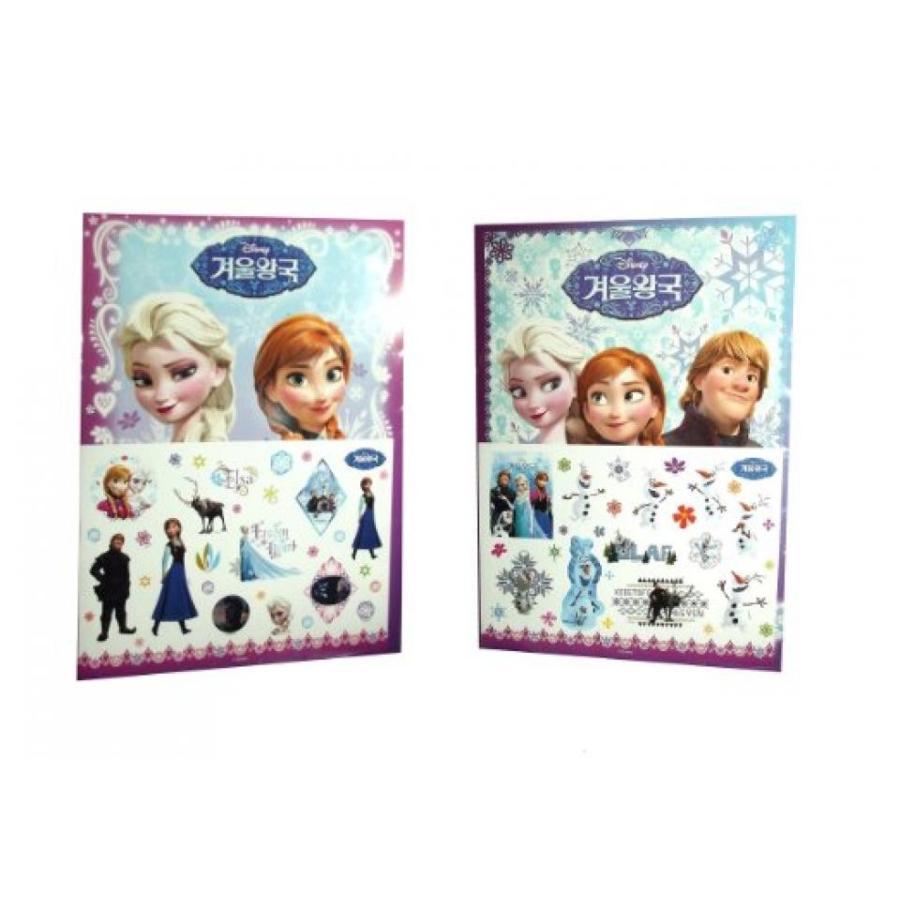 アナと雪の女王 おもちゃ フィギュア Disney Frozen Coloring Book-Assorted, Choices may vary 輸入品