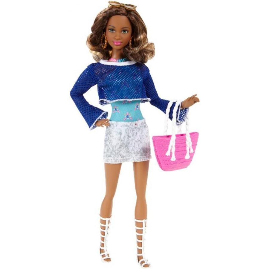 バービー人形 おもちゃ 着せ替え Barbie Style Resort Grace Doll 輸入品