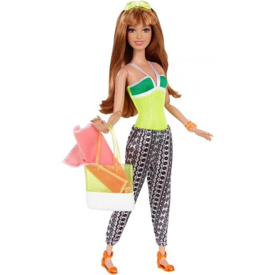 バービー人形 着せ替え おもちゃ Barbie Style Resort Doll 2 輸入品