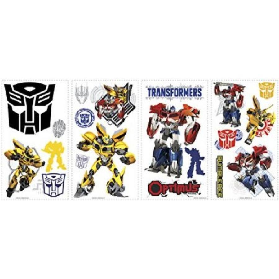 トランスフォーマー おもちゃ 変形 合体ロボ Transformers: Age of Extinction Autobots Wall Decals 輸入品