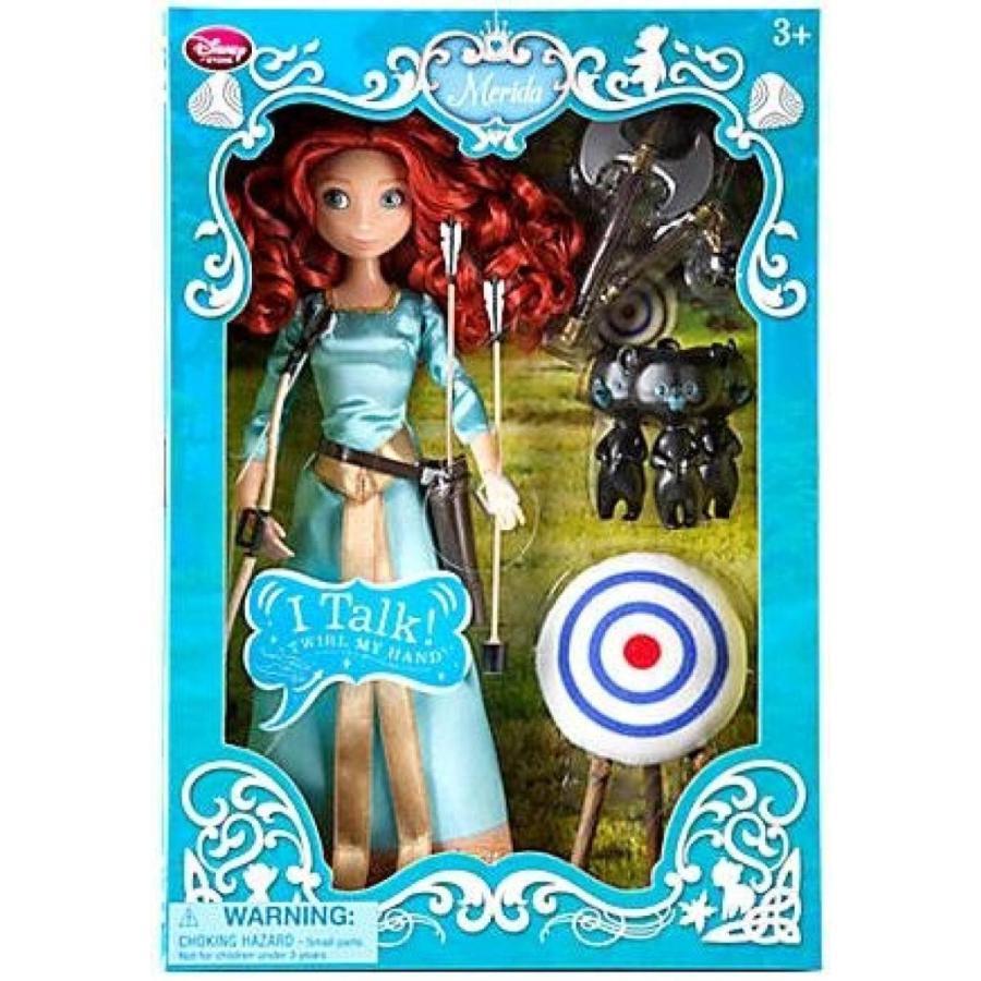 アナと雪の女王 おもちゃ フィギュア Disney / Pixar BRAVE Movie Exclusive 11 Inch Talking Doll Merida 輸入品