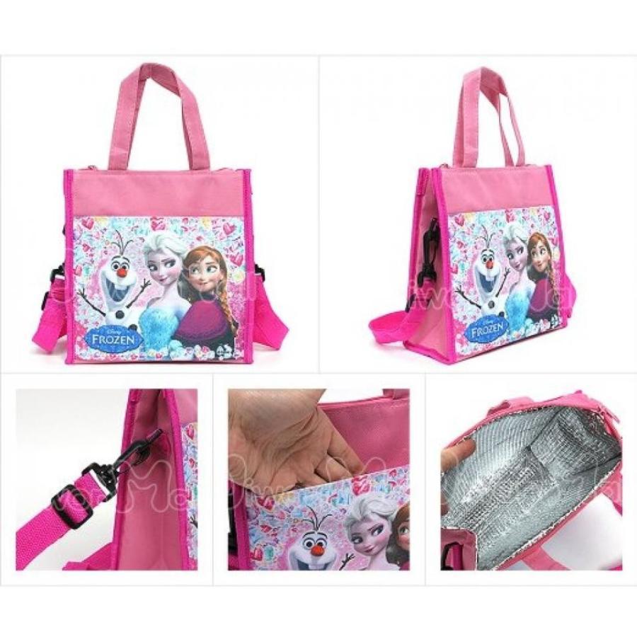 アナと雪の女王 おもちゃ フィギュア Disney Frozen Kid Children Cutie Soft Cooler Bag 922848 輸入品