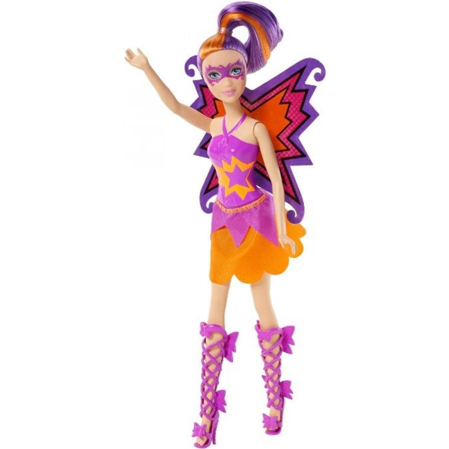 バービー人形 着せ替え おもちゃ Barbie in Princess Power Butterfly Doll 紫の 輸入品
