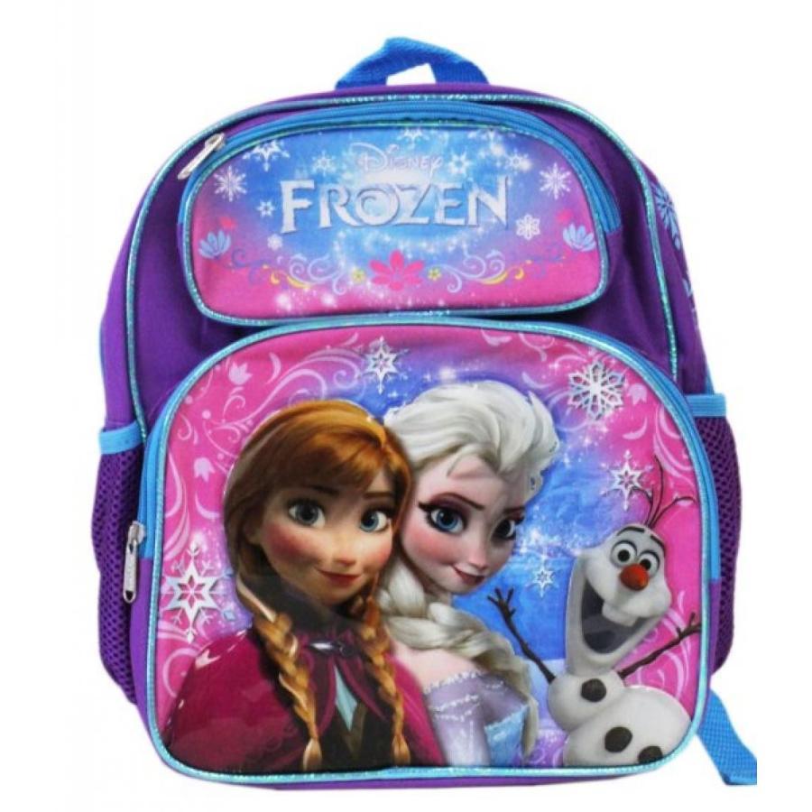 アナと雪の女王 おもちゃ フィギュア Small Size Anna, Elsa, and Olaf Disney Frozen Kids Backpack 輸入品