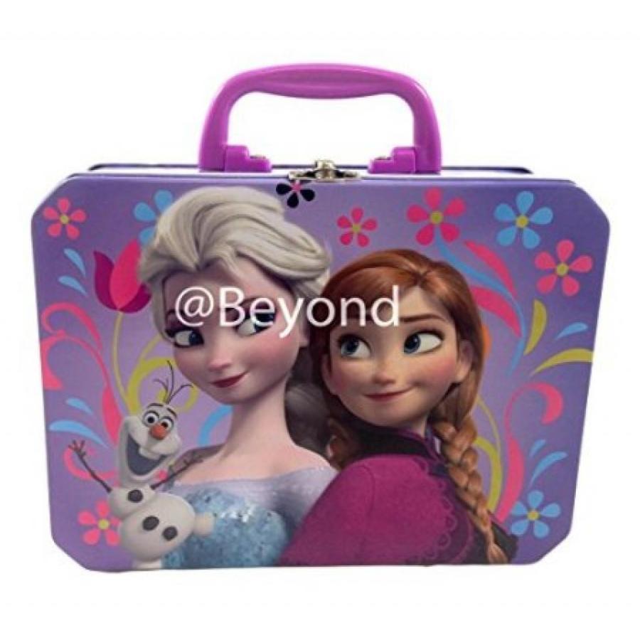 アナと雪の女王 おもちゃ フィギュア Disney Frozen Elsa, Anna and Olaf Deluxe Large 紫の Ti