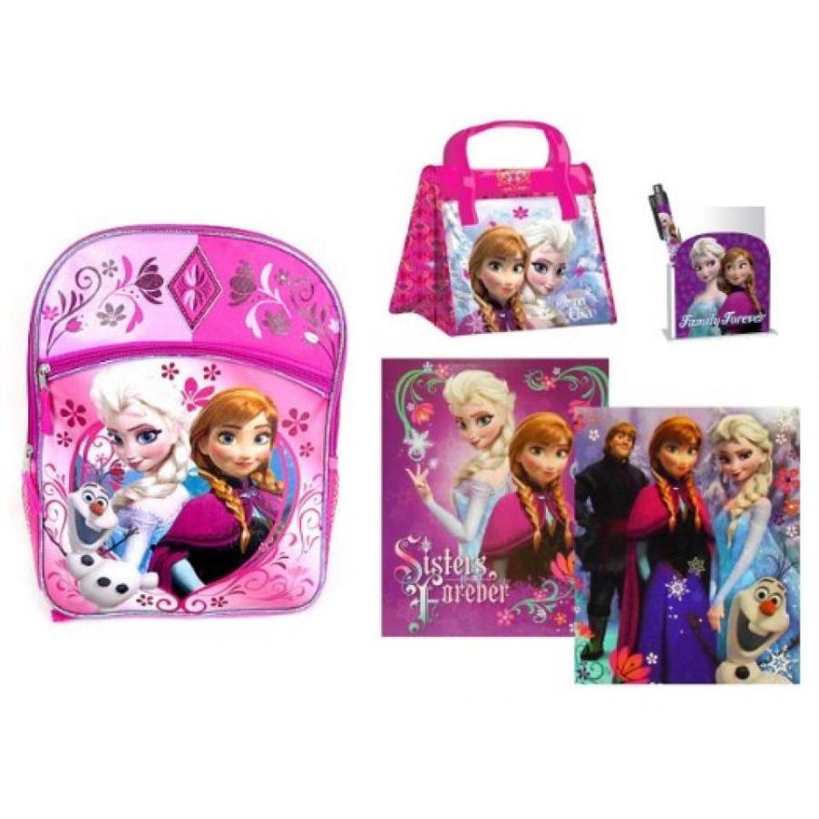 アナと雪の女王 おもちゃ フィギュア Disney Frozen Ultimate Back to School Set - Includes Bac