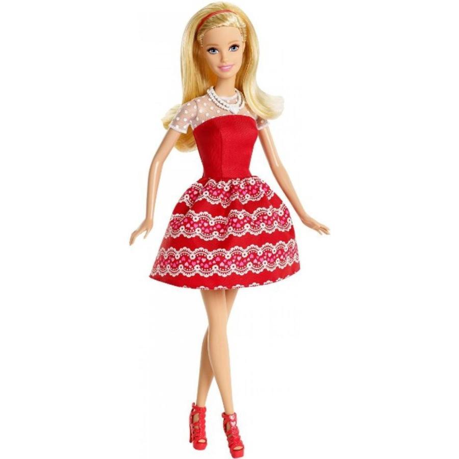 バービー人形 着せ替え おもちゃ Barbie Valentines Day Doll 輸入品