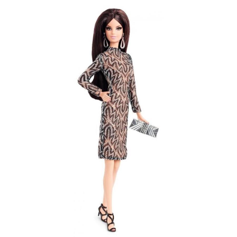 バービー人形 着せ替え おもちゃ Barbie The Look: Lace Dress Doll 輸入品