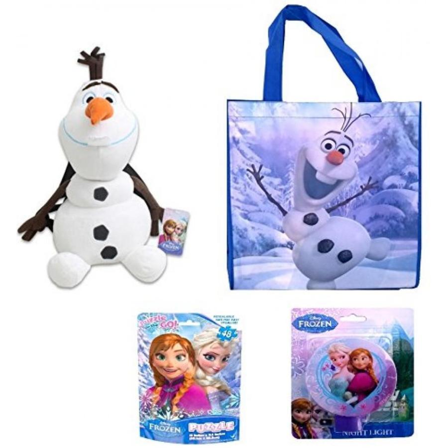 アナと雪の女王 おもちゃ フィギュア Disney Frozen Olaf Winter Package 輸入品