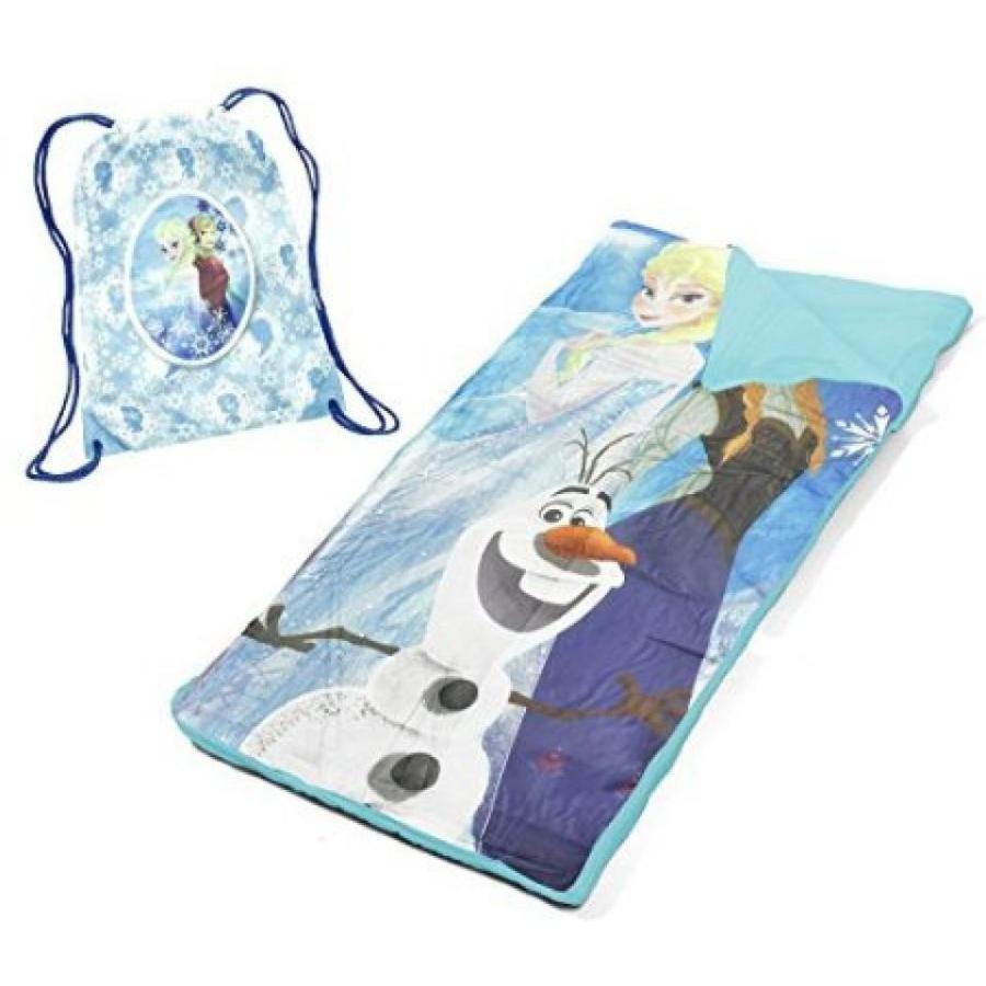 アナと雪の女王 おもちゃ フィギュア Disney Frozen Sling Bag Slumber Set Polyester 輸入品