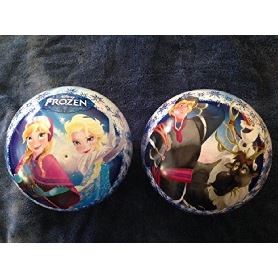 アナと雪の女王 おもちゃ フィギュア Disney Frozen Bounce Ball 輸入品
