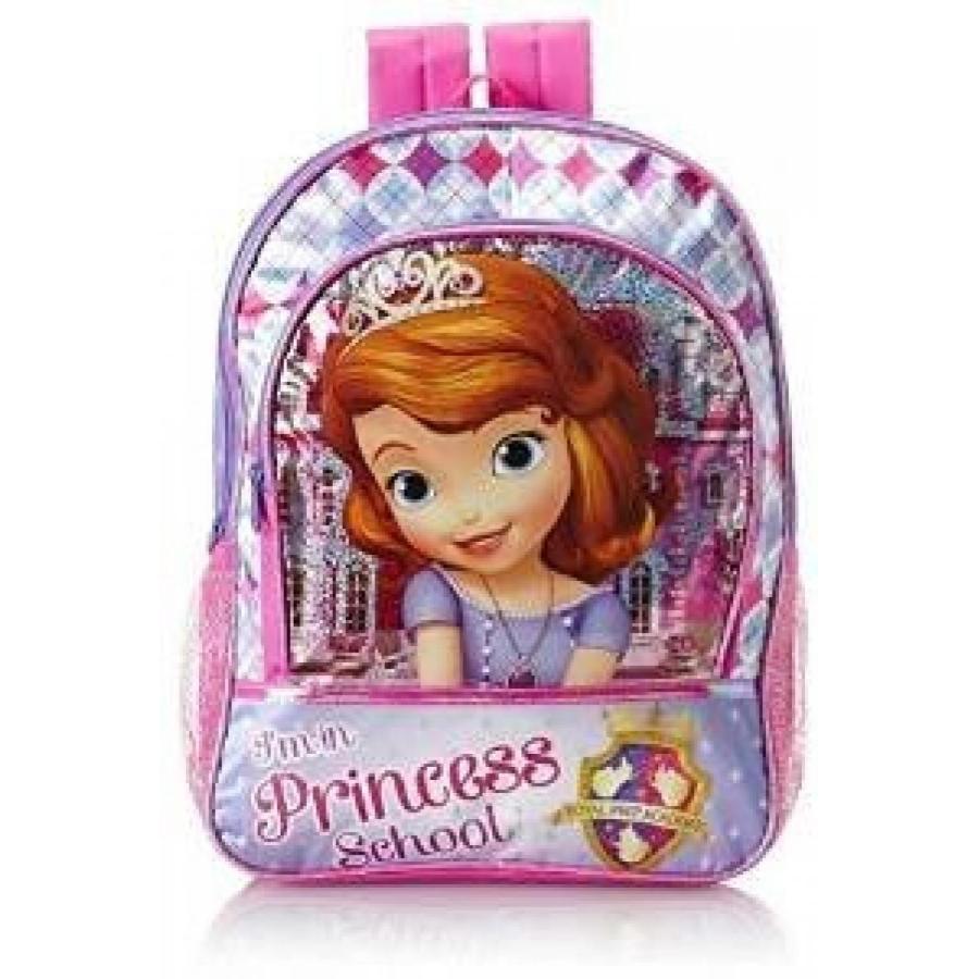 アナと雪の女王 おもちゃ フィギュア Sofia the First Backpack ピンク 16