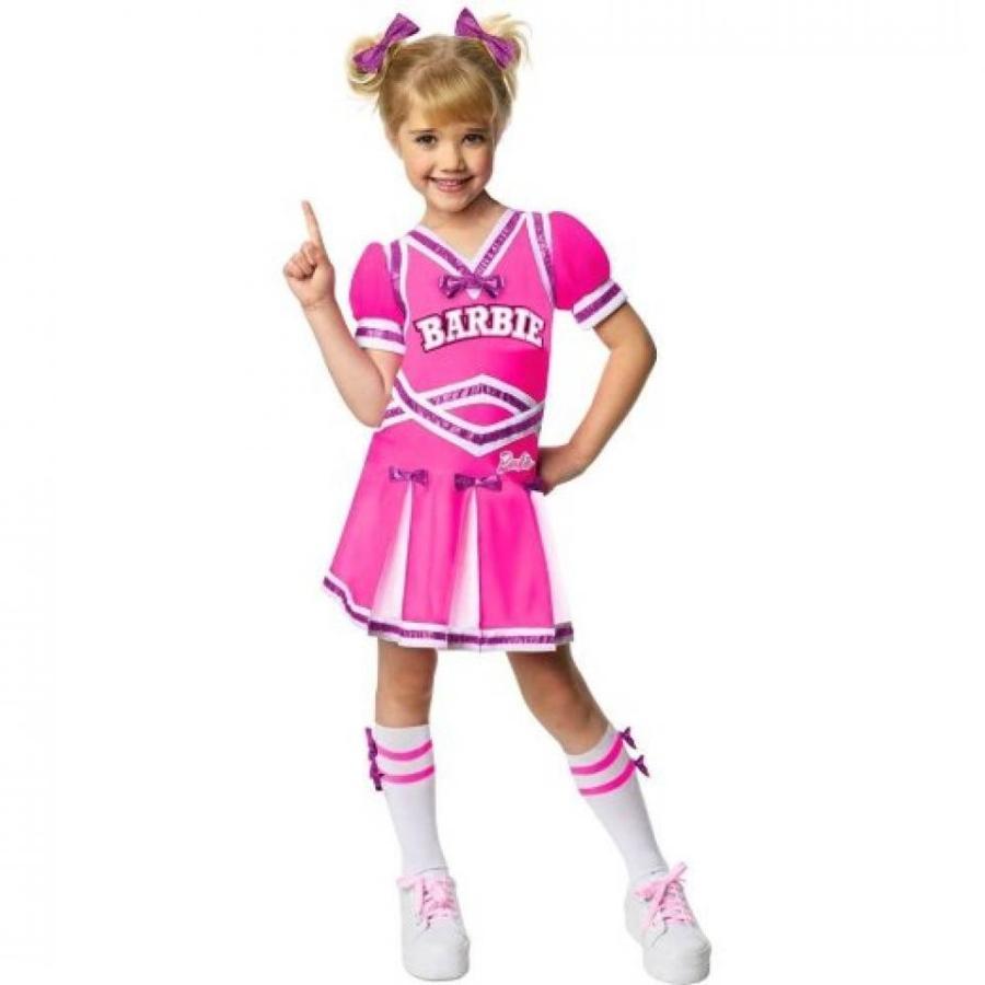 バービー人形 着せ替え おもちゃ Barbie Cheerleader Toddler Costume - Toddler 輸入品