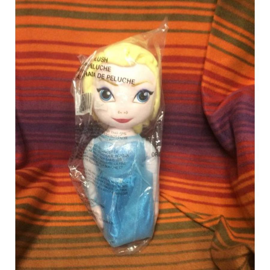 アナと雪の女王 おもちゃ フィギュア Disney's Frozen Singing Elsa Cuddle Pillow 輸入品