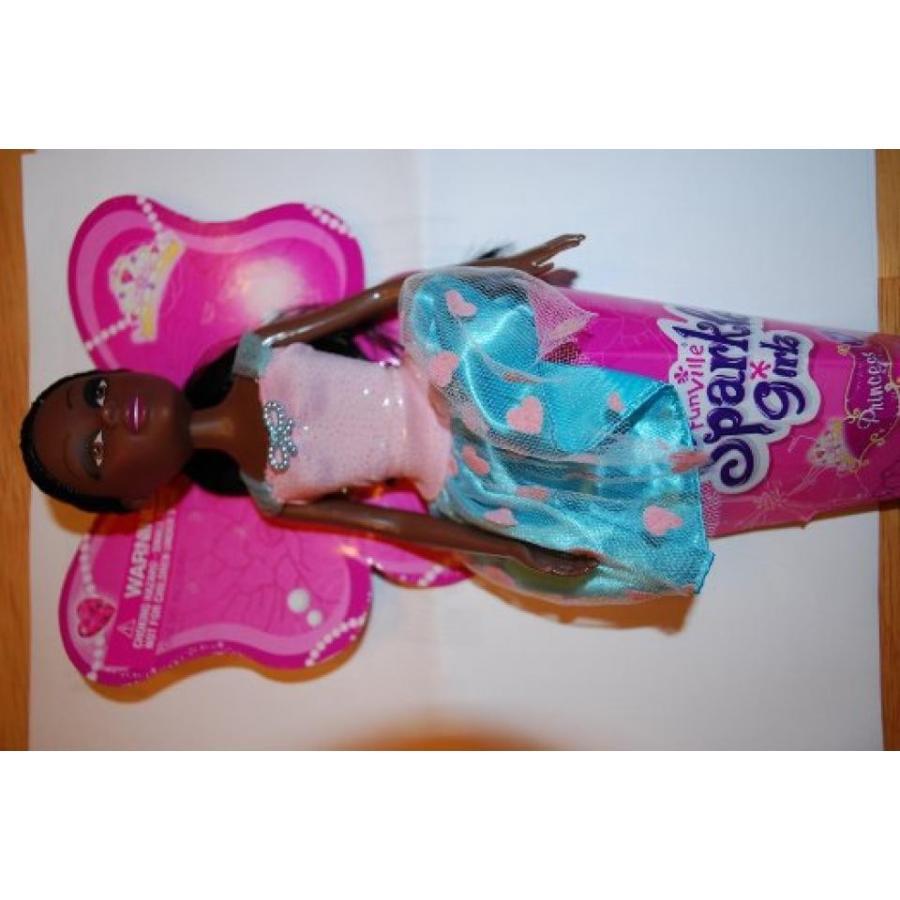 バービー人形 着せ替え おもちゃ Funville Sparkle Girlz Fairy- (250118-aa) 輸入品