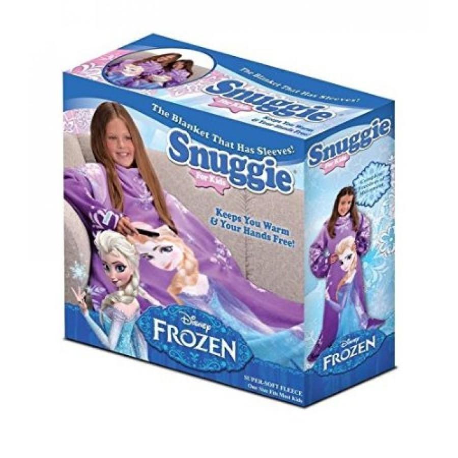 アナと雪の女王 おもちゃ フィギュア Snuggie for Kids 輸入品