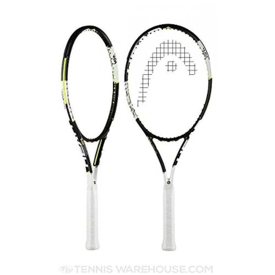 高質 テニス ラケット HEAD 2015 Graphene XT Speed MP A Tennis Racquet (4-3/8) 輸入品, plus to【プラス トゥ】 0582c952