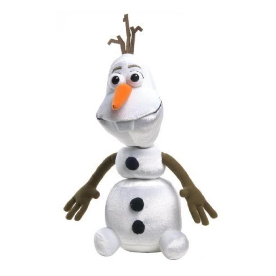 アナと雪の女王 おもちゃ フィギュア Disney Frozen Pull Apart and Talkin' Olaf 輸入品