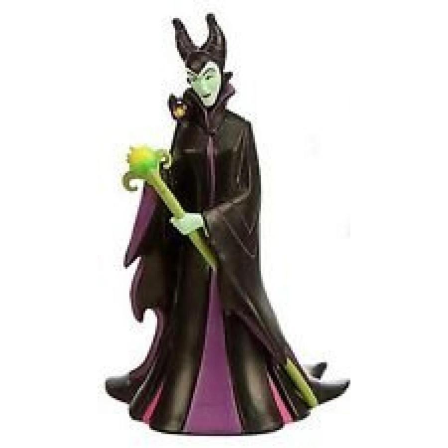 アナと雪の女王 おもちゃ フィギュア Maleficent Disney Sleeping Beauty Villain Pvc Toy Figure Cake Topper 3