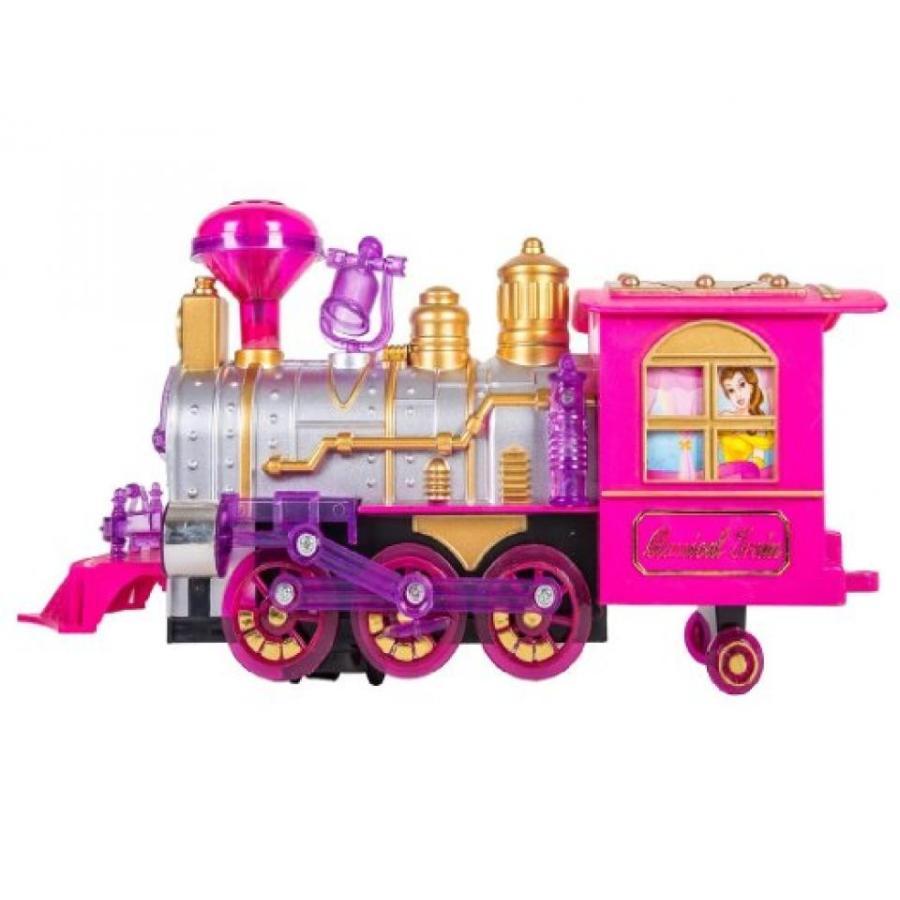 バービー人形 おもちゃ 着せ替え Kids Authority Christmas ピンク Train / Holiday Locomotive -