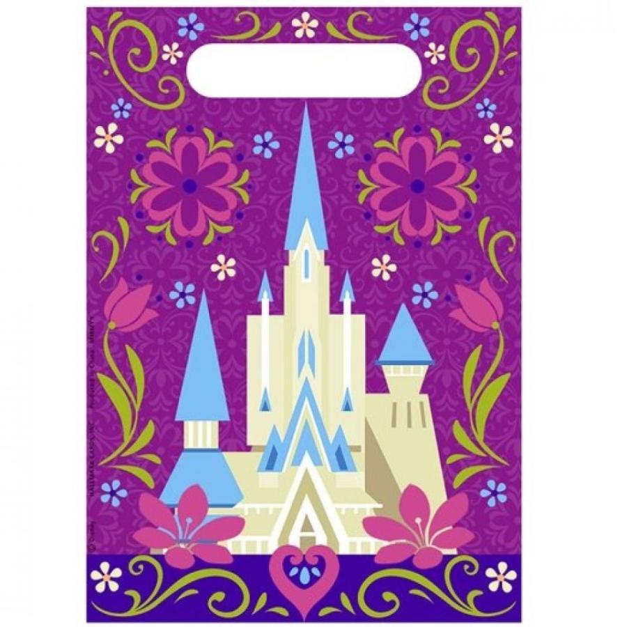 アナと雪の女王 おもちゃ フィギュア Disney Frozen Party Favor Bags - 24 Pieces 輸入品