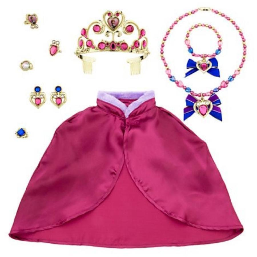 アナと雪の女王 おもちゃ フィギュア Disney Frozen Anna Costume Accessory Set for Dress Up, T