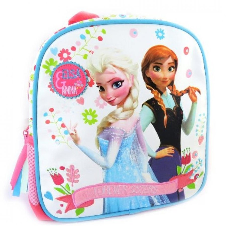 アナと雪の女王 おもちゃ フィギュア Designer backpack 'Frozen - Reine Des Neiges'白い multicolor (25 cm (0.00'') ). 輸入品