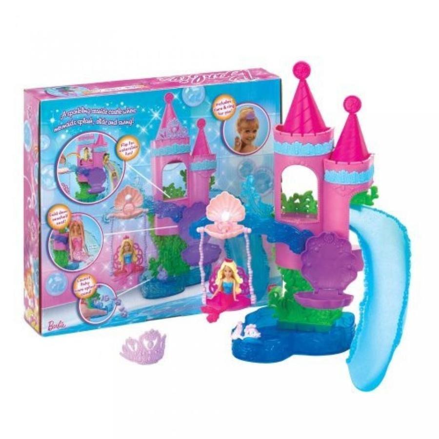 バービー人形 おもちゃ 着せ替え Home Locomotion Mattel Barbie Splash N Slide Playset 輸入品
