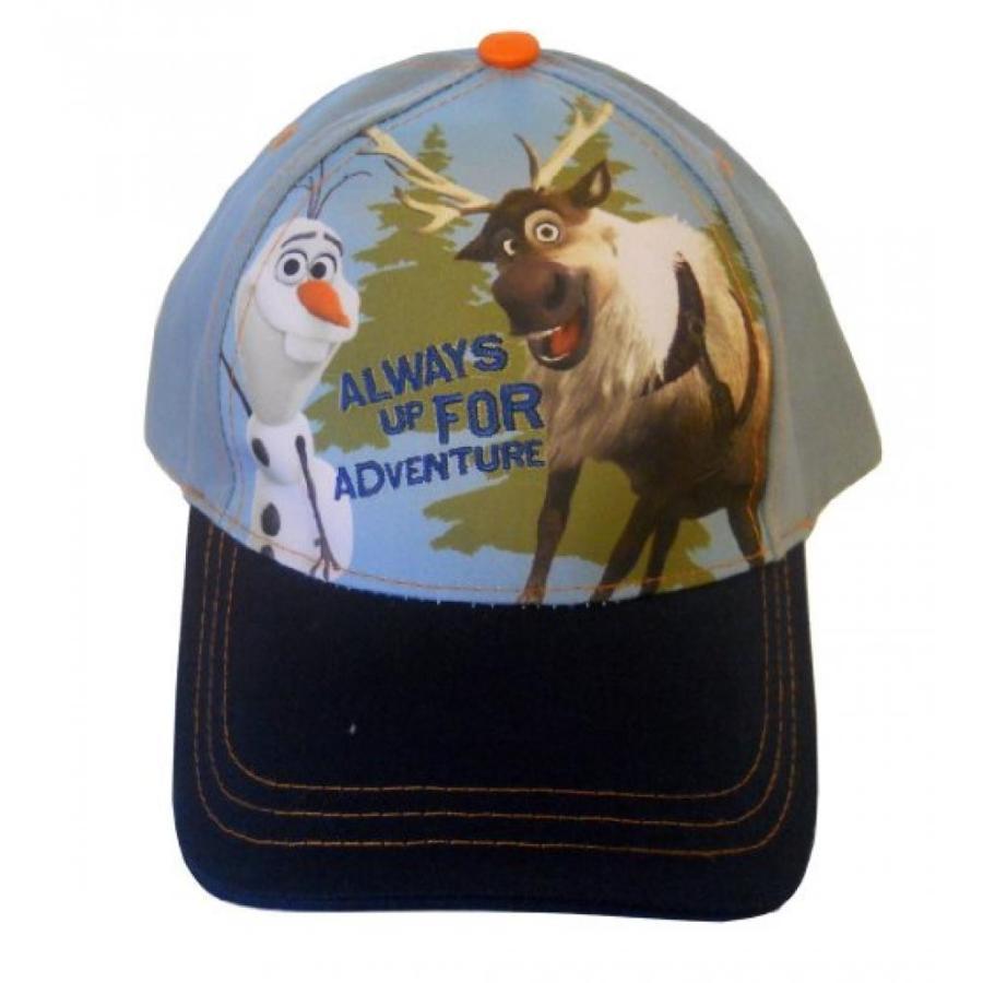 アナと雪の女王 おもちゃ フィギュア Disney Frozen Boys Kids Cap Hat Officially Licensed 輸入品