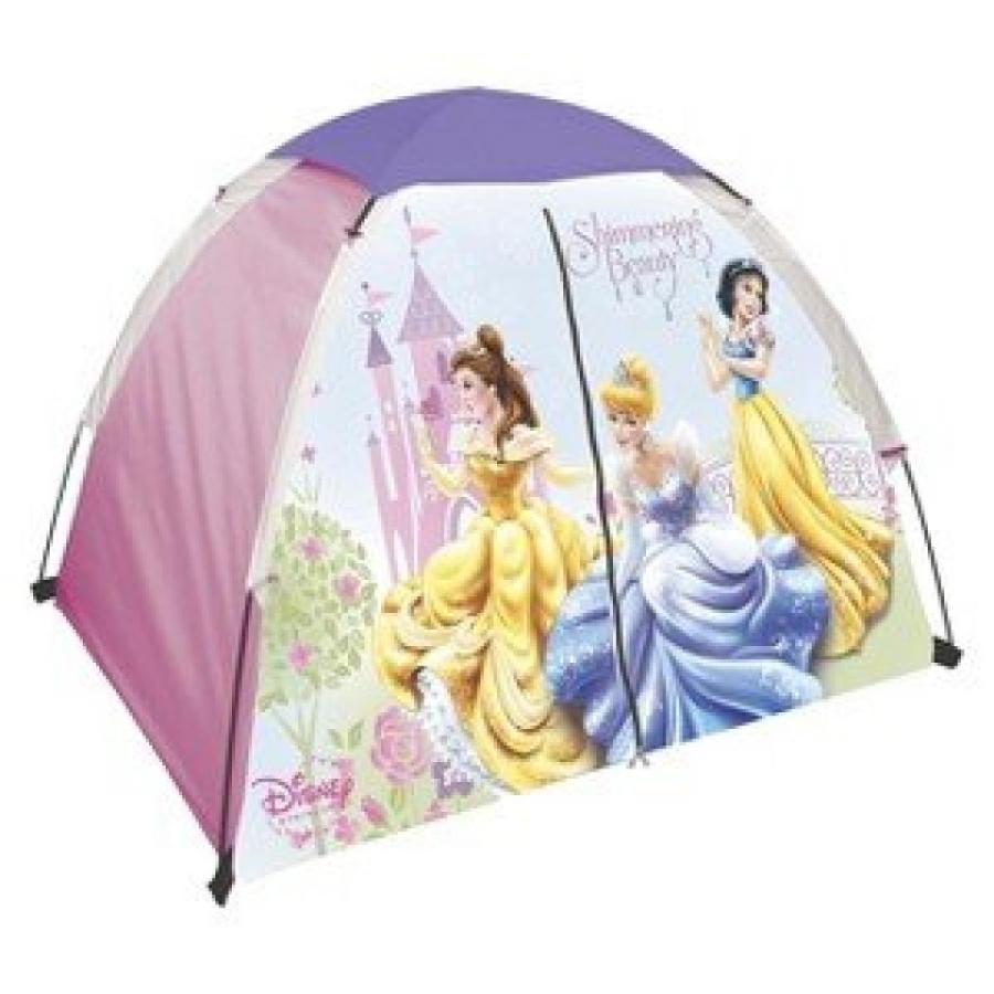 アナと雪の女王 おもちゃ フィギュア New Edition Disney Princesses Girls Camp Tent 輸入品