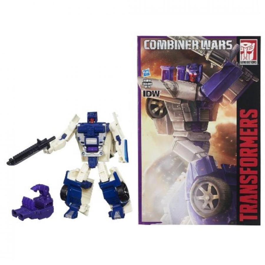 トランスフォーマー おもちゃ 変形 合体ロボ Transformers Generations Combiner Wars Deluxe Class Breakdown Figure 輸入品