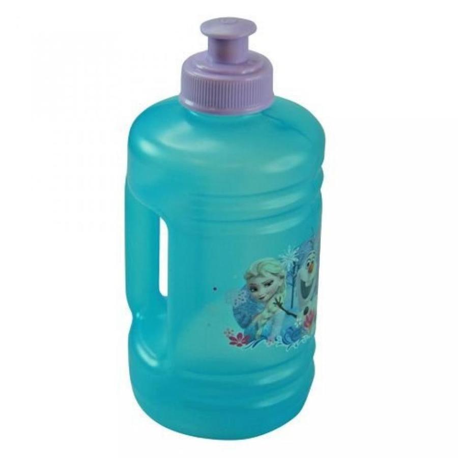 アナと雪の女王 おもちゃ フィギュア WeGlow International Disney Frozen Water Jug (Set of 2), 16-Ounce 輸入品
