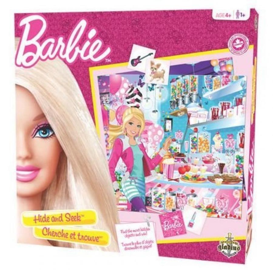 バービー人形 着せ替え おもちゃ Barbie Hide and Seek Concentration and Memory Game 輸入品