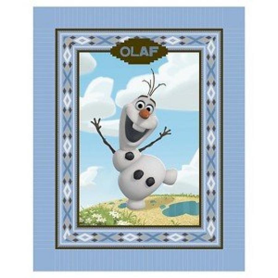 アナと雪の女王 おもちゃ フィギュア Disney Frozen Olaf Special Fleece Throw 輸入品